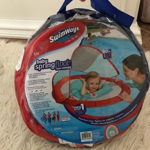 Other - Swimways baby float